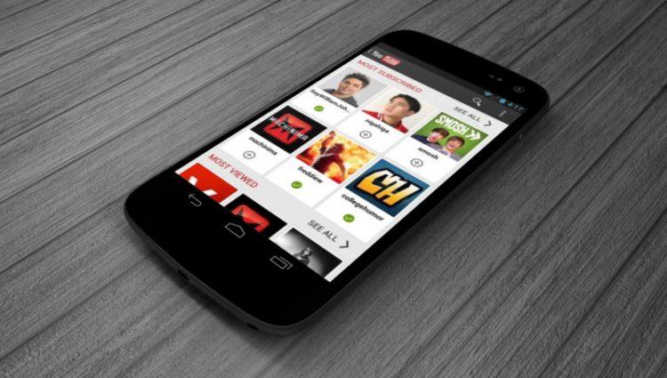 YouTube-para-Android-tecnologiamaestro