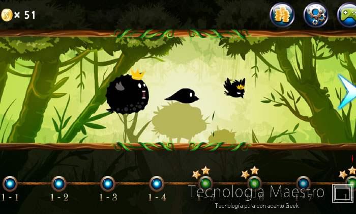 6- Nimble Birds-android-tecnologiamaestro.min