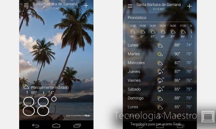 yahoo-clima-android-tecnologiamaestro-min