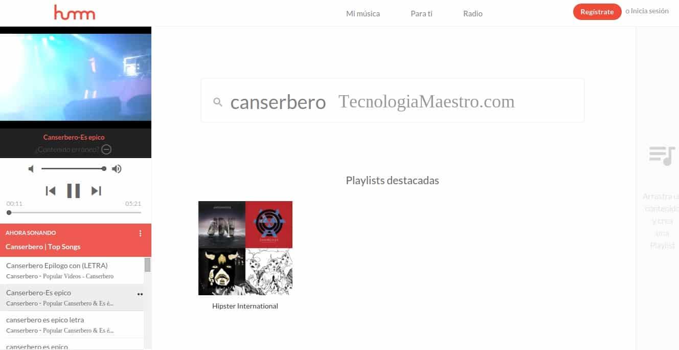 humm-escucha-musica-online-tecnologiamaestro-min