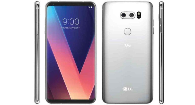 LG V30 viene a competir con el Note 8