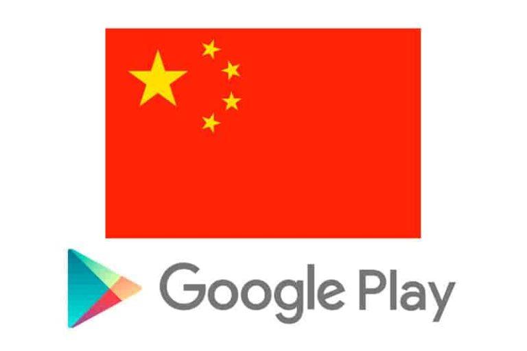 google play podría llegar a china