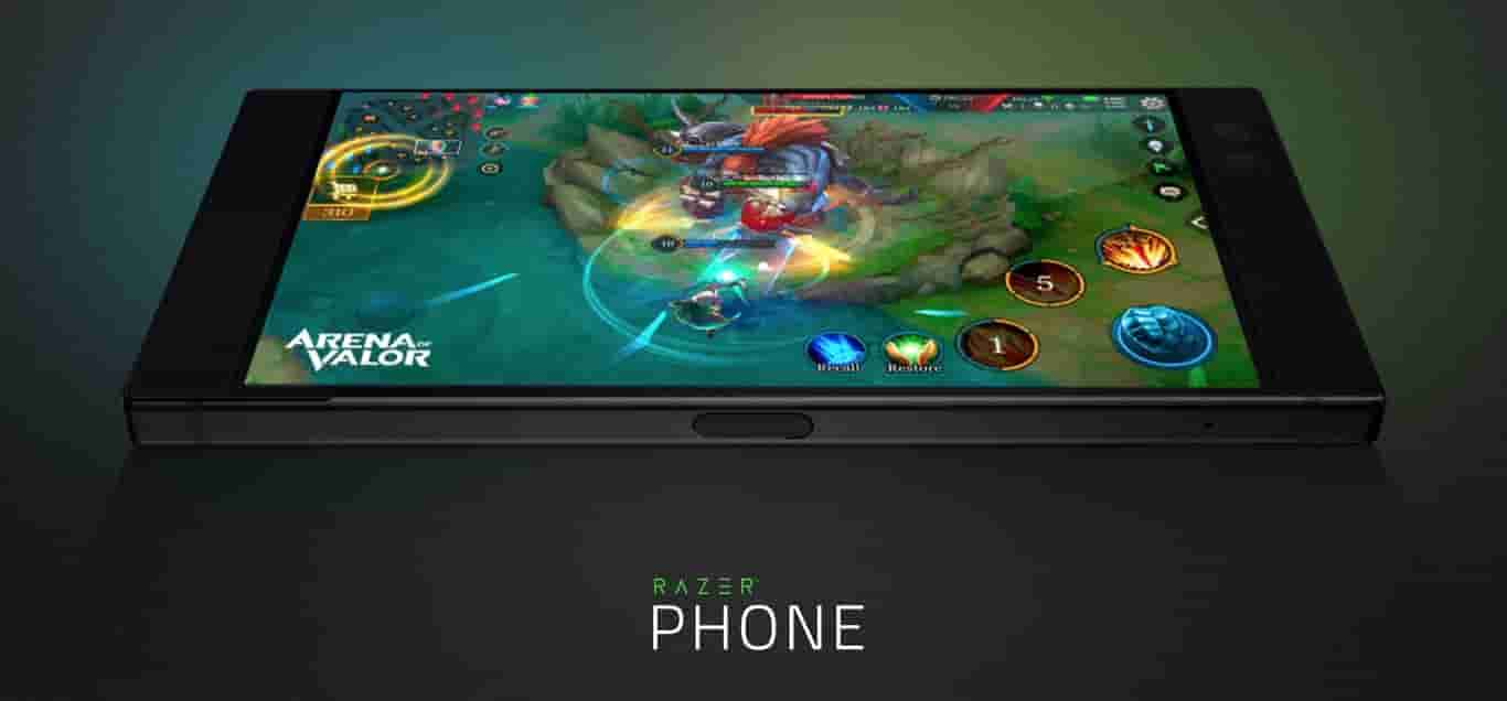 Razer Phone en fotos
