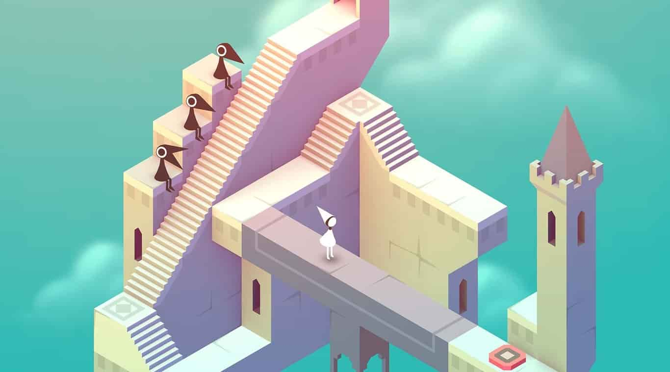 monument valley 1 gratis en play store