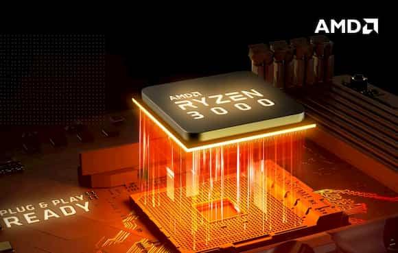 AMD procesador