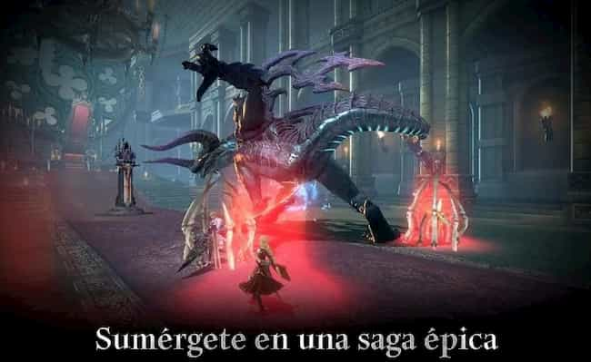 juego 10. HEIR OF LIGHT para android