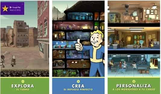 Fallout Shelter en Android