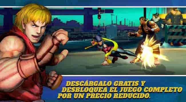 3. Street Fighter IV Champion Edition