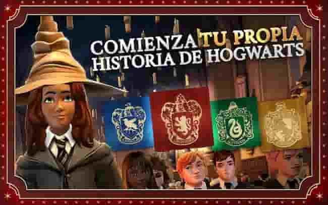 4. Harry Potter: Hogwarts Mistery