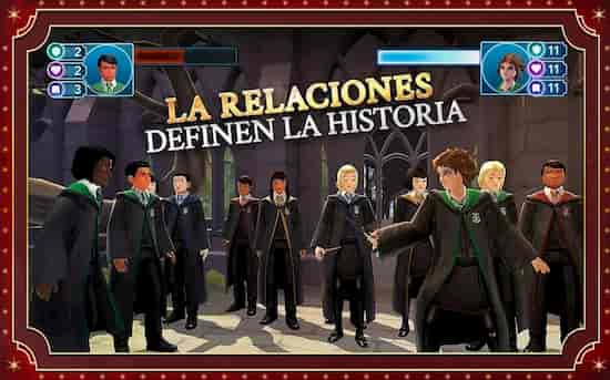 7. Harry Potter: Hogwarts Mystery