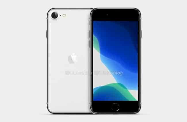 nuevo iPhone 9 abril 2020