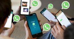 whatsapp en varios telefonos