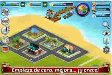 city island crear ciudades videojuego