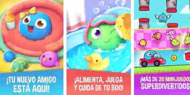 juego de mascota virtual my boo