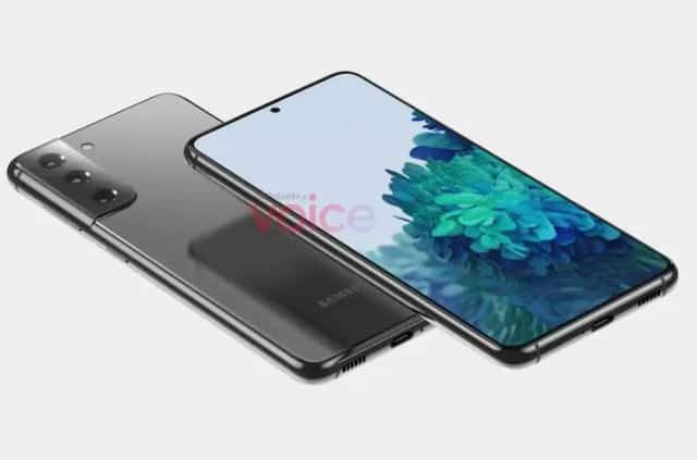 Foto real del Samsung Galaxy S21