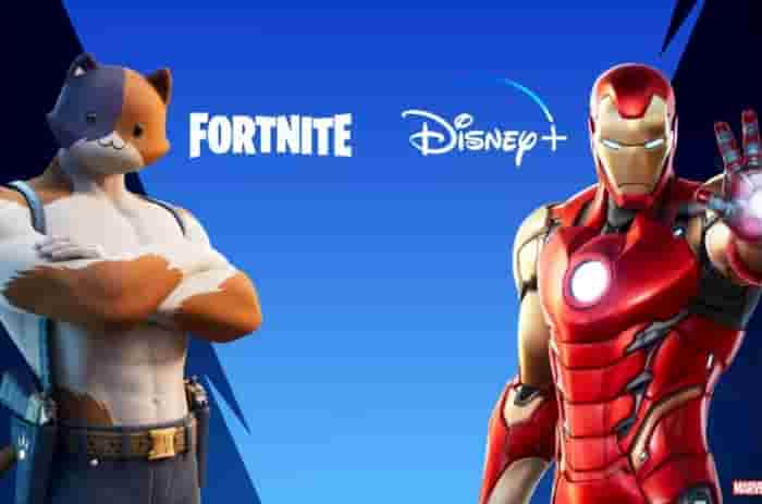 promocion disney plus con fornite